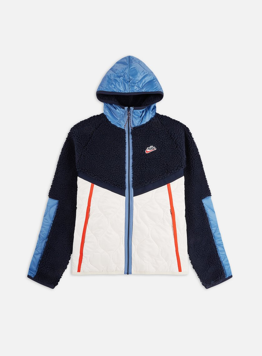 Nike NSW Heritage Insulated Winter Hooded Jacket