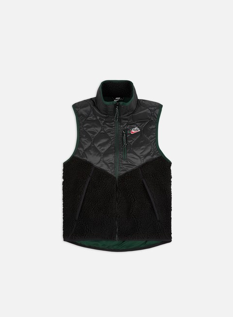 Intermediate Jackets Nike NSW Heritage Insulated Winter Vest