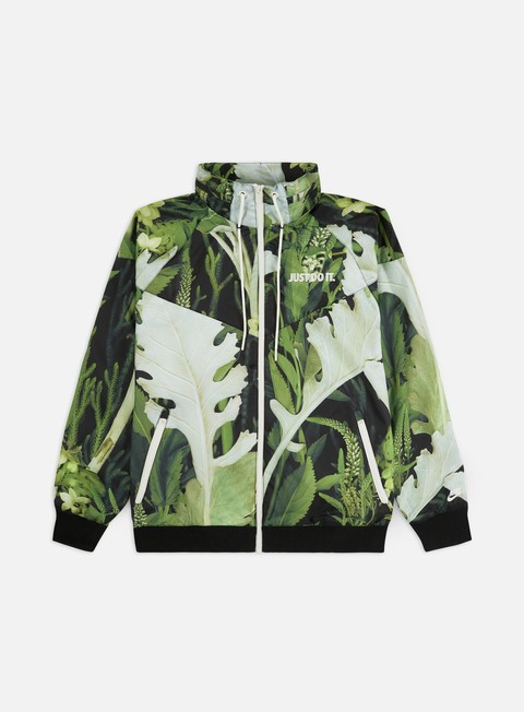 Nike NSW JDI Woven Floral Windrunner