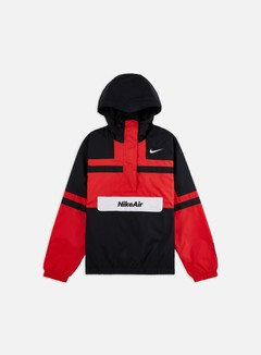 Nike - NSW Nike Air Woven Jacket, University Red/Black/White/White