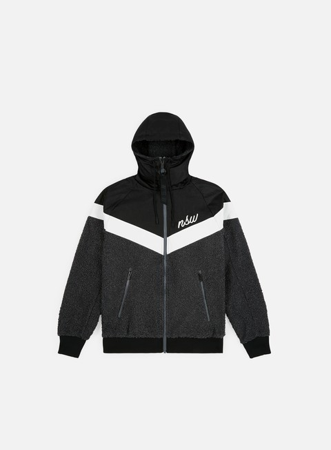 Intermediate Jackets Nike NSW NSP Sherpa Jacket