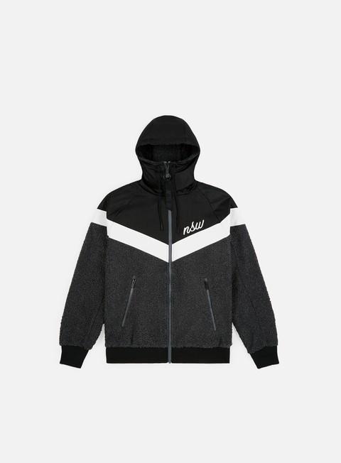 Outlet e Saldi Giacche Intermedie Nike NSW NSP Sherpa Jacket