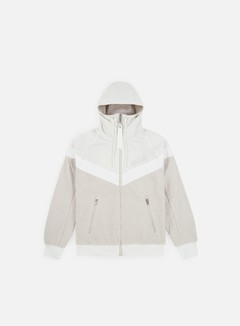 Nike - NSW NSP Sherpa Jacket, Summit White/Light Bone/White/Light Bone