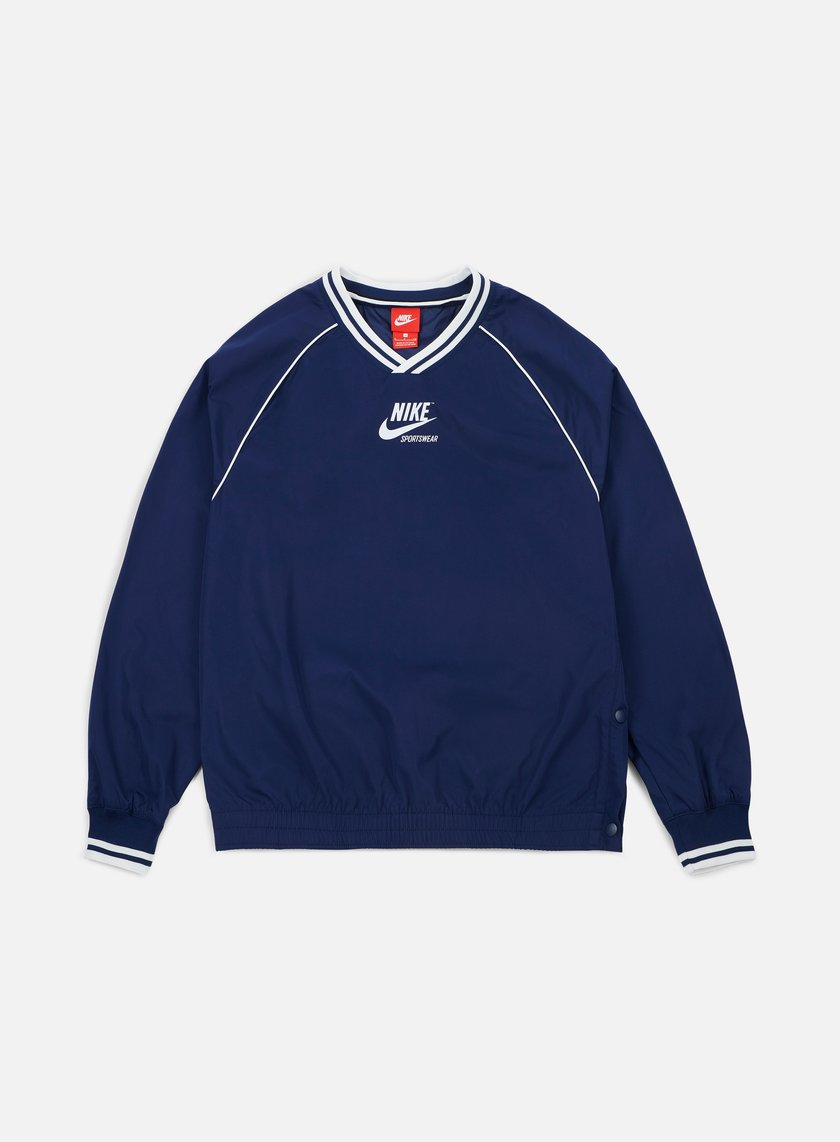 28c48cc71059 NIKE NSW Pullover Archive Jacket € 35 Light Jackets
