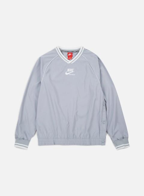 Outlet e Saldi Giacche Leggere Nike NSW Pullover Archive Jacket