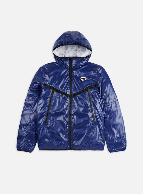 Intermediate Jackets Nike NSW Repel Synthetic-Fill Windrunner