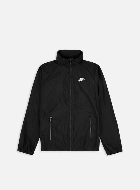 Hooded jackets Nike NSW Sport Classic Core Woven Track Jacket