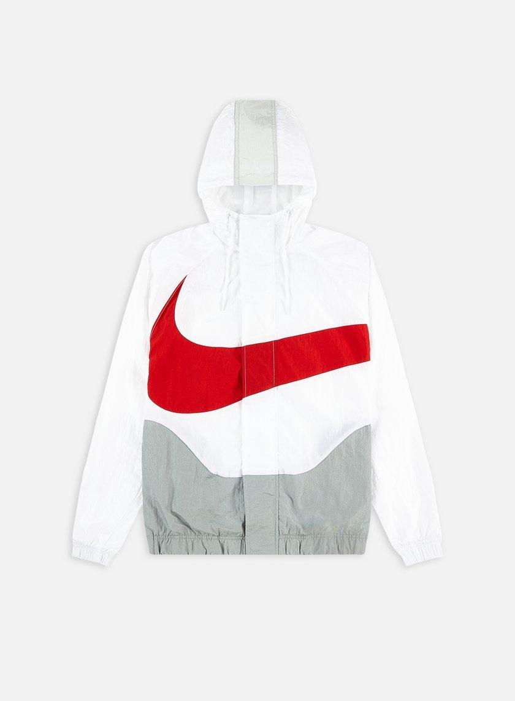 Nike NSW Swoosh Woven Lined Jacket