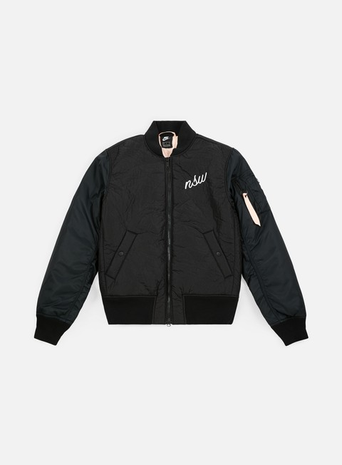 Sale Outlet Bomber Jackets Nike NSW Synthetic Fill Bomber Jacket