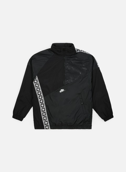 Nike NSW Taped Woven Anorak Jacket