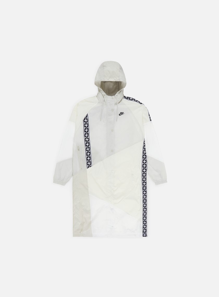 bbd4d96e10f0 NIKE NSW Taped Woven Long Jacket € 78 Light Jackets