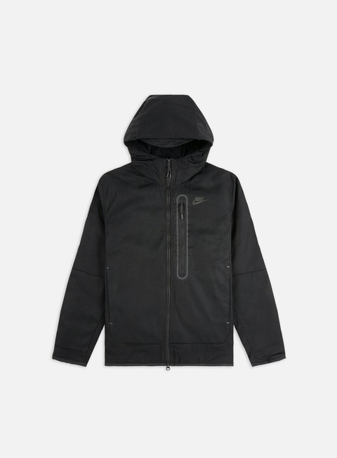 Intermediate Jackets Nike NSW Tech Repel Insulated Hooded Jacket