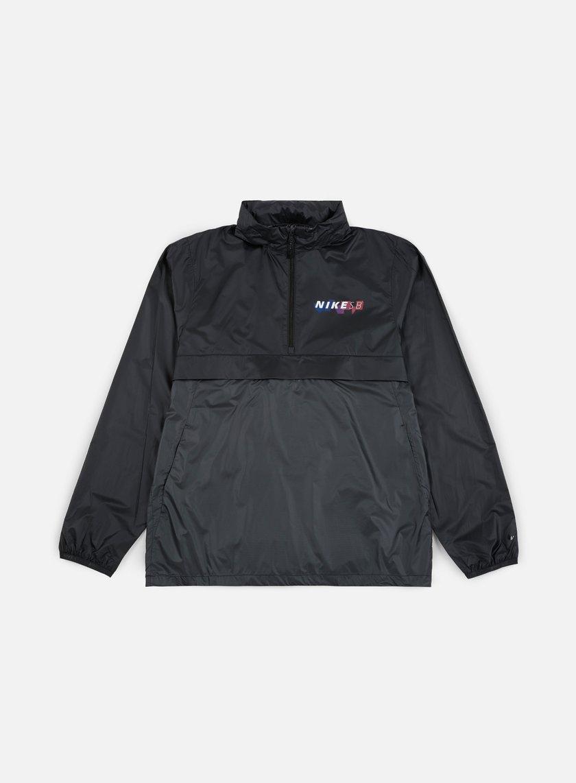 12ee7d106fe4 NIKE SB Anorak Pack Hood Jacket € 43 Light Jackets
