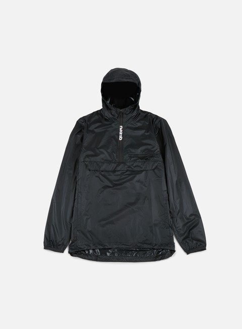giacche nike sb packable anorak jacket black black