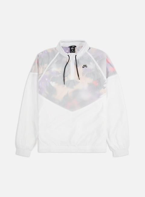 Light Jackets Nike SB Paradise Pullover Skate Jacket