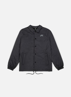 Nike SB - Shield Coaches Jacket, Black/Cool Grey 1