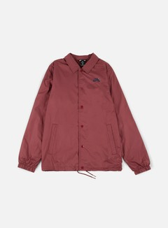 Nike SB - Shield Coaches Jacket, Dark Team Red/Obsidian