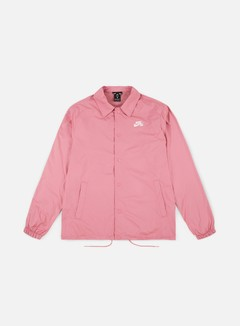 Nike SB - Shield Coaches Jacket, Elemental Pink/White