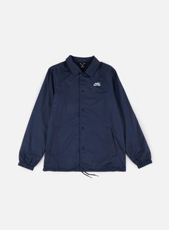 Nike SB - Shield Coaches Jacket, Obsidian/Hydrogen Blue