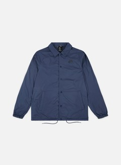 Nike SB - Shield Coaches Jacket, Thunder Blue/Black