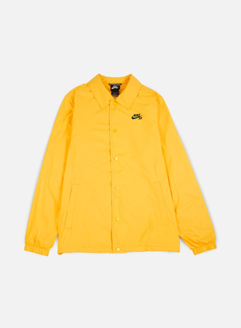 Nike SB - Shield Coaches Jacket, Tour Yellow/Obsidian