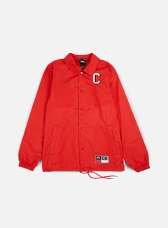 Nike SB - Shield Coaches Jacket, University Red/Black 1