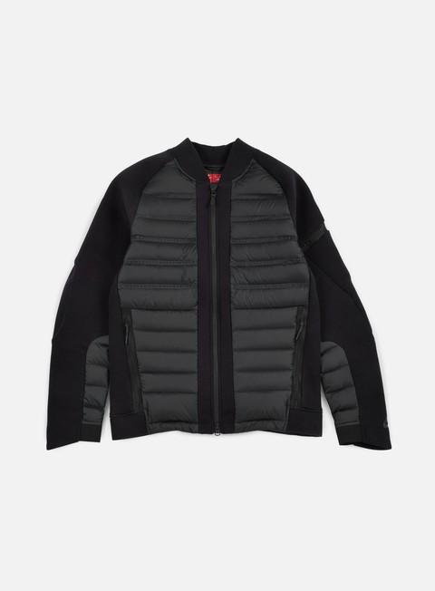 Sale Outlet Bomber Jackets Nike Tech Fleece Aeroloft Bomber Jacket