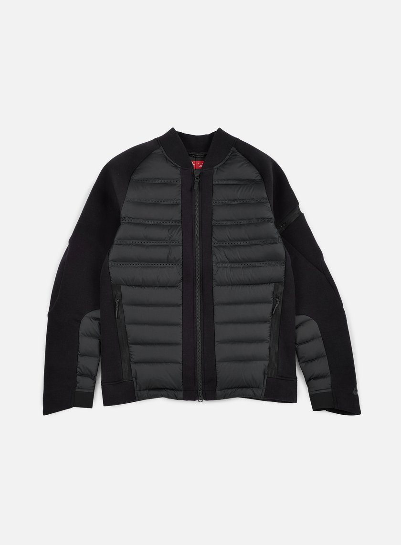 Nike Tech Fleece Aeroloft Bomber Jacket