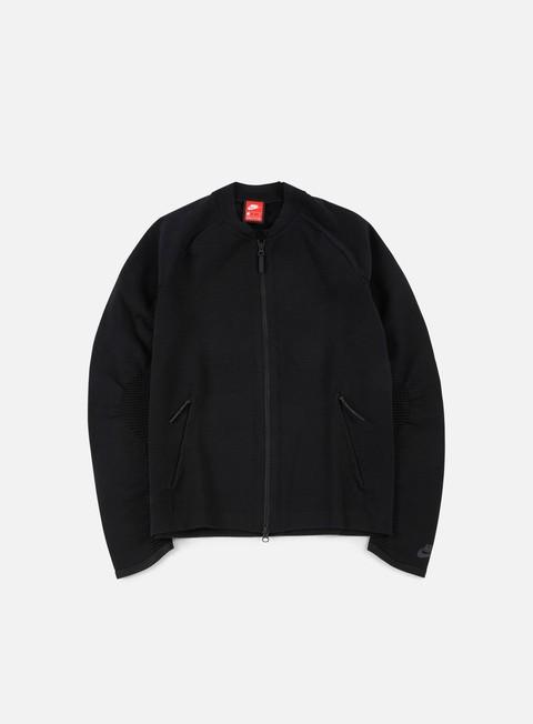 Outlet e Saldi Giacche Leggere Nike Tech Knit Jacket