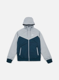 Nike - Windrunner, Armory Navy/White