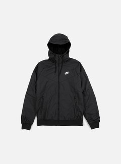 Nike - Windrunner, Black/White 1