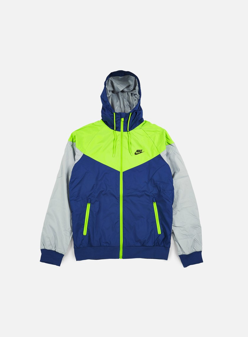 Nike Windrunner, Coastal BlueBlack 1