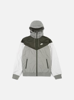 Nike - Windrunner, Dark Stucco/Light Bone
