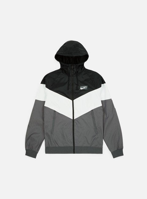 giacche nike windrunner hd gx jacket black black