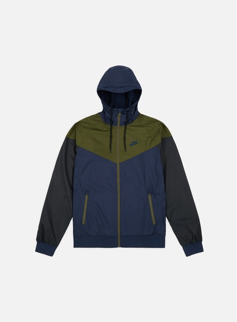 giacche nike windrunner midnight navy midnight navy