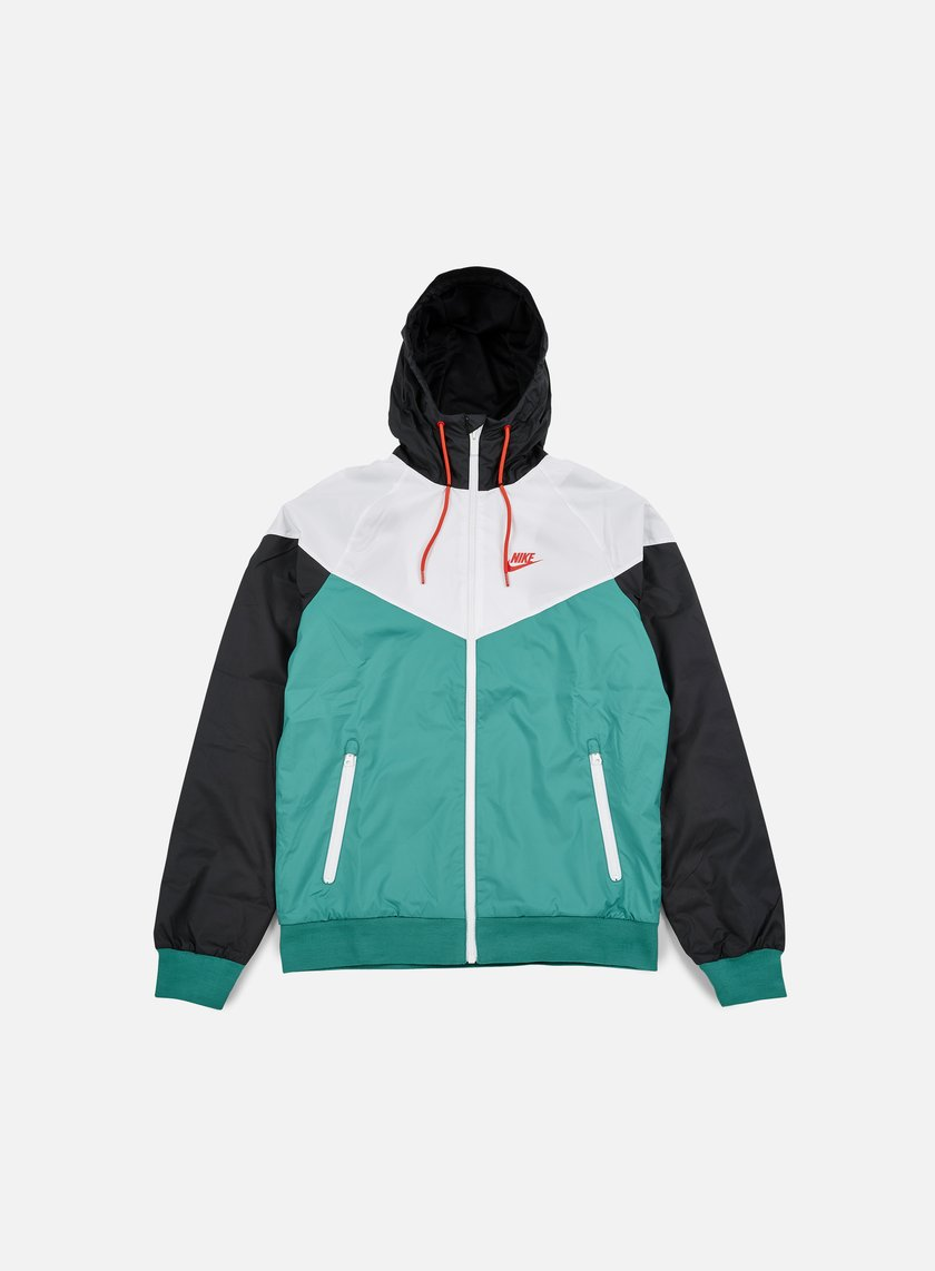 Nike - Windrunner, Rio Teal/Light Crimson