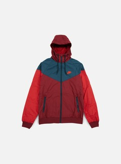 Nike - Windrunner, Team Red/Bright Crimson