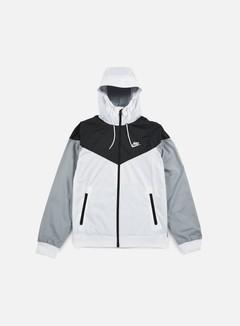 Nike - Windrunner, White/White 1