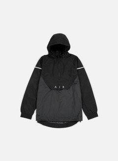 Nike - Woven Anorak Air Jacket, Black 1
