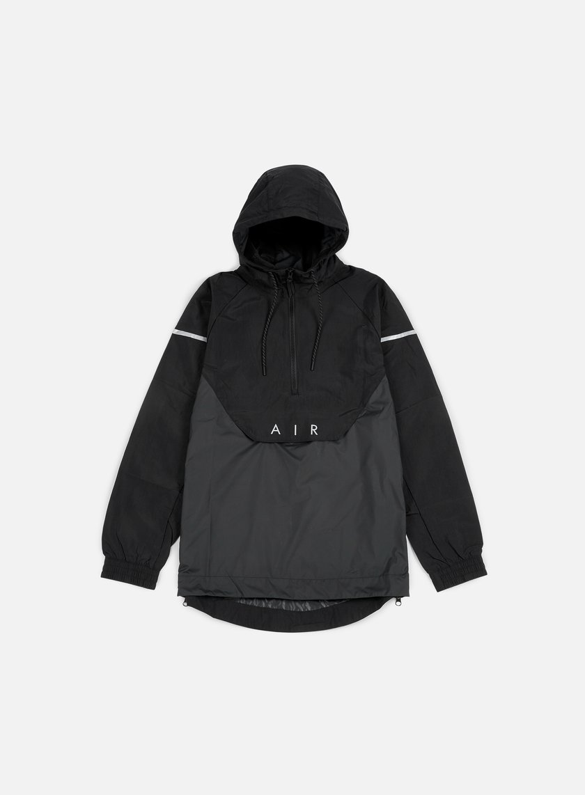 Nike - Woven Anorak Air Jacket, Black