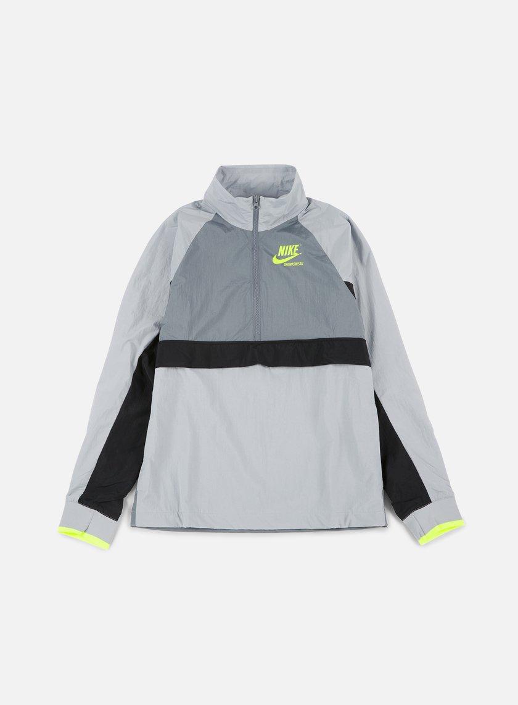 Nike Woven Archive Half Zip Jacket