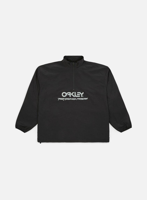 78b25b77f92 OAKLEY TNP Reflective Anorak Jacket € 60 Light Jackets