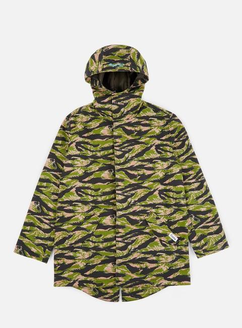 Oakley TNP Tiger Camo Parka Jacket