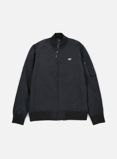 giacche obey alden jacket black