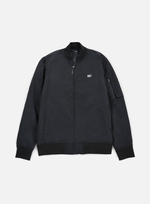 giacche obey alden jacket black