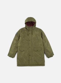 Obey - Blizzard Jacket, Dusty Army