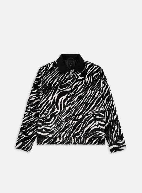 Giacche intermedie Obey Cafe Jacket