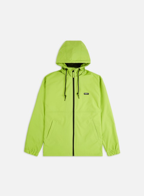 Sale Outlet Light Jackets Obey Caption II Jacket