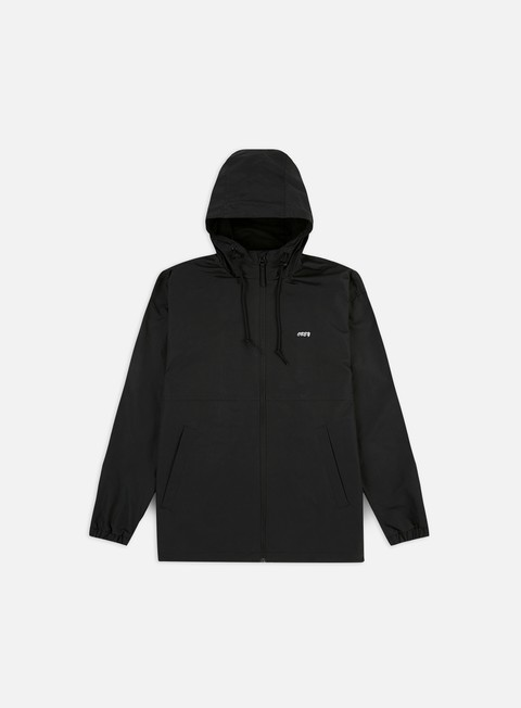 Light Jackets Obey Caption Jacket