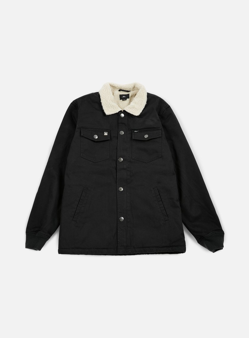 Obey - Colton Jacket, Black